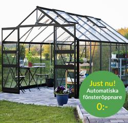 Fantastisk Kampanjpriser på Växthus | Trädgårdsportalen HK-65