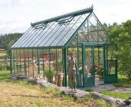 Garden and Greenhouse utställningsbild västhus