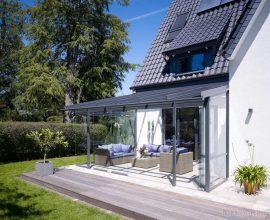 Solarlux Atrium - Från Byggkompaniet