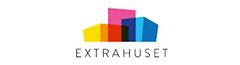 Logotyp Extrahuset
