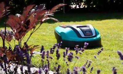 Robotgräsklippare Gardena