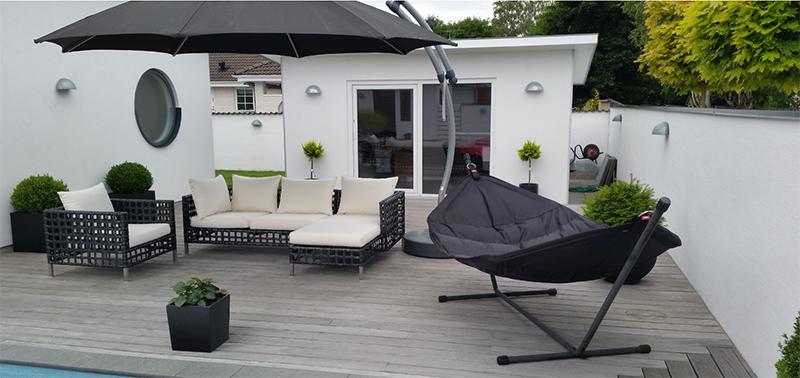 Friggebodar & Förråd - förvaring, gästrum eller poolhus