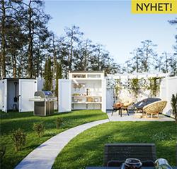 Oas hemma? Skapa egen drömplats med Garden Mix från Skånska Byggvaror