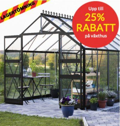 Växthus på kampanj