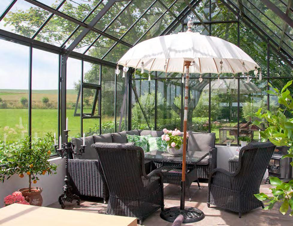 Uterum- Orangeri   Garden & Greenhouse