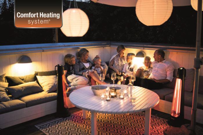 comfort heater |Silverline
