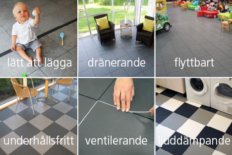 BERGO - Altangolv från Bergo Flooring
