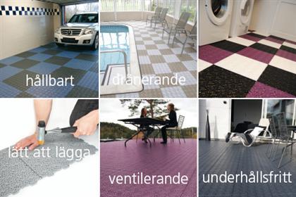 BERGO - Underhållsfritt plastgolv från Bergo Flooring